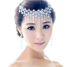 forehead bands magnificent wedding chain hair ornaments