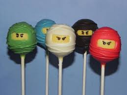 lego ninjago cake pops stuff i want to make pinterest lego