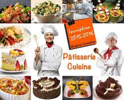 annonces en tunisie formation pâtisserie cuisine homologuée tunis