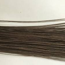 brown floral wire 600pcs x 22 floral stem wire 11 4 in brown for ronde