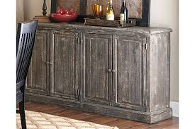 Dining Room Server Furniture Clayco Bay Dining Room Server Ashley Furniture Homestore