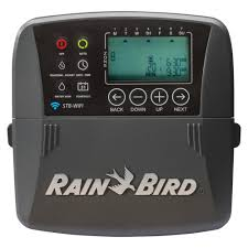 rain bird 8 zone smart irrigation wi fi timer st8i wifi the home