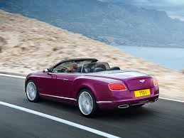 pink bentley convertible 2013 bentley continental gt speed convertible