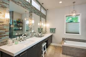 double sink bathroom ideas bathroom ideas pendant modern bathroom lighting with large mirror