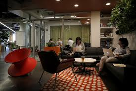 Coworking Space Sf Impact Hub S F Marks 5 Years Hosting Social Entrepreneurs Sfgate