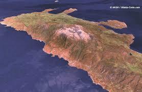 Crete Map Satellite Impressions Of Crete Greece 3d Maps Of Crete