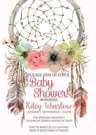 bohemian baby shower bohemian baby shower invitations dhavalthakur