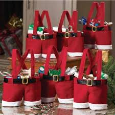 wine bottle gift bags christmas gift bag santa wine bottle cover santa gift pant style