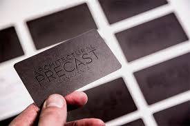 concrete business cards business card for architectural precast the best of business