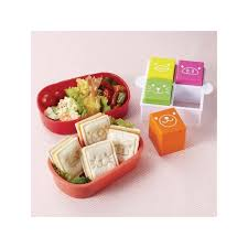 cutter de cuisine japanese bento sandwich cutter and st square for deco cutter