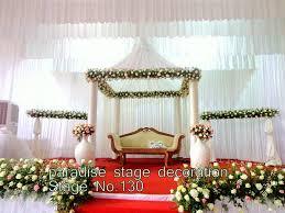 Christian Wedding Car Decorations Best Stage Decoration In Kottayam