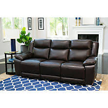 Recliner Leather Sofa Leather Furniture Sam U0027s Club