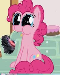 Meme Pony - 195 best pinkie love images on pinterest ponies fluffy puff and