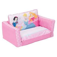 canapé princesse canapé gonflable disney princesses pour enfant coloris achat