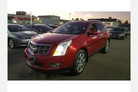 cadillac srx price used 2012 cadillac srx for sale pricing features edmunds