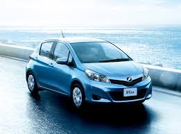 toyota new model car 2012 toyota yaris previewed by new japanese market vitz car and
