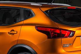 nissan rogue exterior 2017 nissan rogue sport first look review motor trend