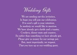Wedding Gift Money Poem Poems For Wedding Invites Requesting Money
