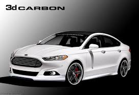 who designed the ford fusion image 2013 ford fusion built by 3dcarbon air design for sema