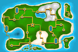 safari zone map safari zone the official insurgence wiki