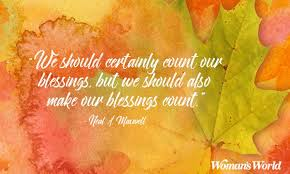 Blessed Thanksgiving Happy Thanksgiving Quotes For Family And Friends S World