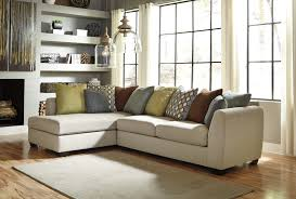 buy casheral linen laf corner chaise with raf sofa by benchcraft