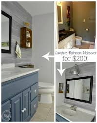 bathroom redo ideas marvelous budget bathroom makeovers ideas best budget bathroom