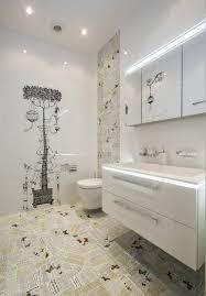 quirky bathroom taupe accents interior design ideas