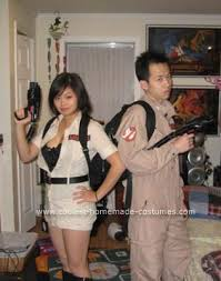 Halloween Costumes Ghostbusters 65 Cool Ghostbuster Costume Ideas Images