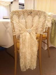 lace chair covers new in lace hooded chair covers with pink flowers i like a