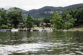 Where Was Dirty Dancing Filmed Chimney Rock Lake Lure Nc