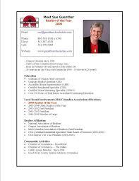 Real Estate Resume Sample by 210 Best Sample Resumes Images On Pinterest Sample Resume
