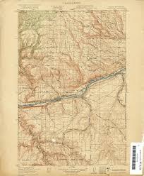 Washington State Geologic Map by