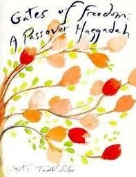 a passover haggadah gates of freedom a passover haggadah chaim paperback