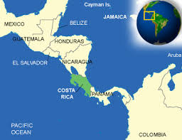 Map Costa Rica Costa Rica Facts Culture Recipes Language Government Eating
