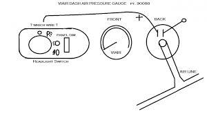 wiring diagram dash light power wire headlight switch pressure