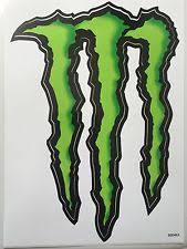 monster energy sticker ebay