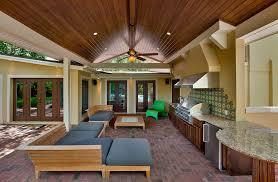 Outdoor Kitchen Covered Patio Outdoor Kitchen Remodel Fort Myers Fl Progressive Design Build