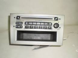 holden barina radio factory cd player xc 01 11 auto parts