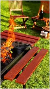 16 free diy barbecue furniture project plans and building guides