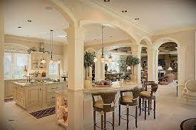 open kitchen floor plans with islands open floor plans with large kitchens luxury open kitchen floor plans