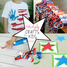 4th of july crafts for kids u2013 diy u0026 craft