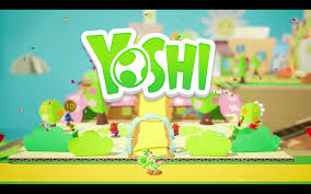 super colorful new nintendo switch exclusive yoshi game looks super colorful in