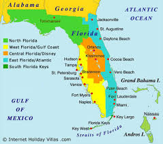 map of gulf coast florida florida map