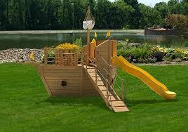 baby swing swing set salty breeze backyard kids yacht playset play mor swing sets