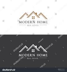 100 modern home design vector mock up modern office