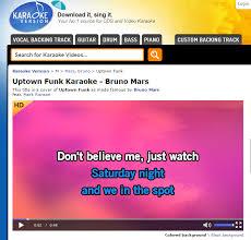 karaoke free karaoke songs freemake