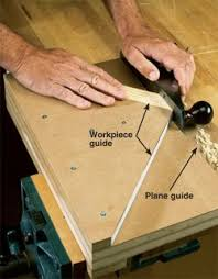 shooting board woodworking plans and information at