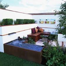 courtyard designs and outdoor living spaces relaxing outdoor spa ideas for your home outdoor spa outdoor