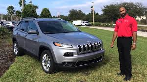 jeep cherokee silver silver 2014 jeep cherokee remote start demo youtube